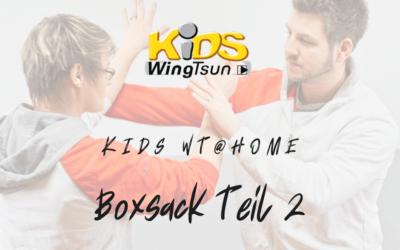 Boxsack Teil 2