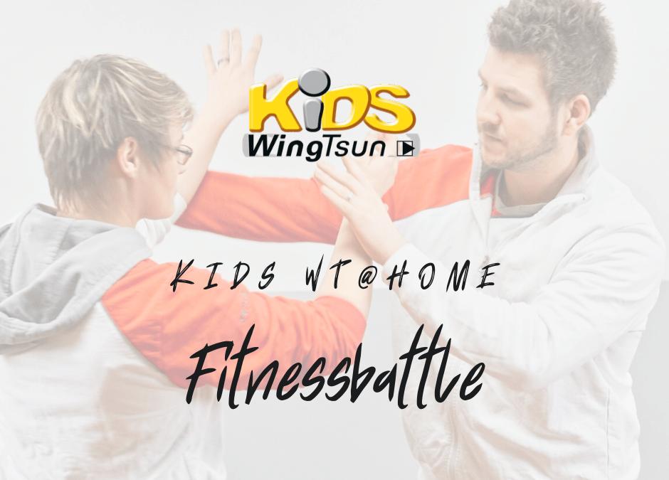 Kids WT @ home – Fitnessbattle