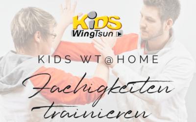 Kids WT@Home Fähigkeiten Training