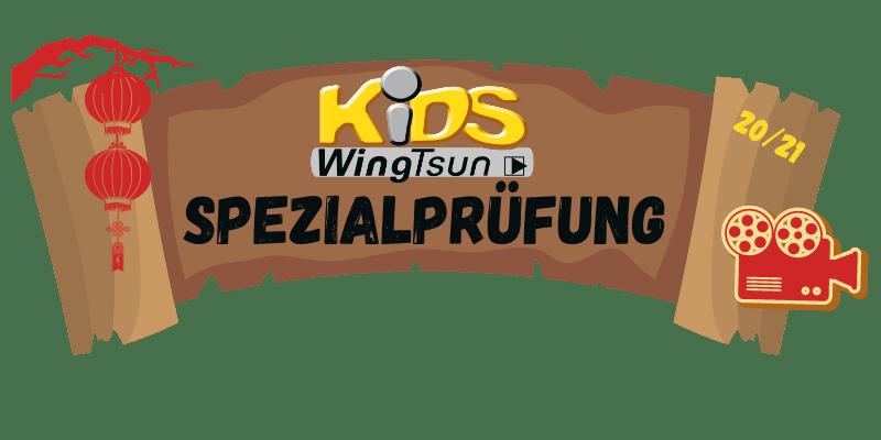 KidsWingTsun Spezialprüfung