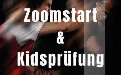 Zoomstart / Prüfungsverlängerung
