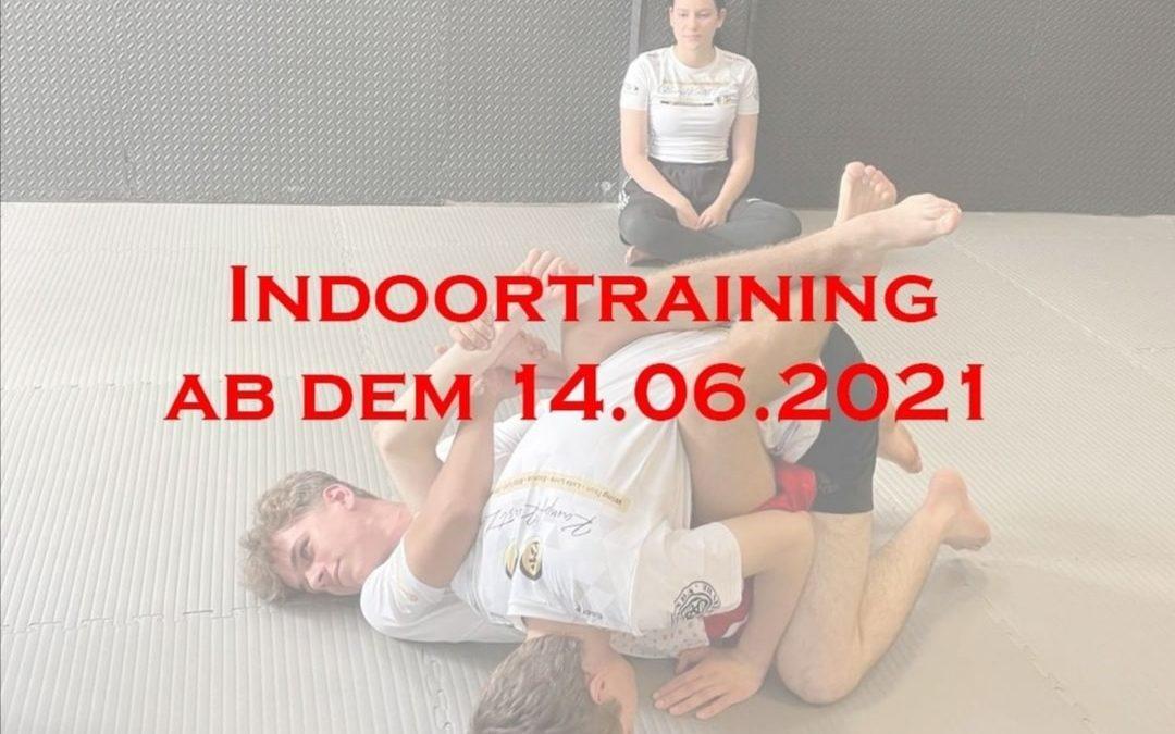 Indoor ab Montag
